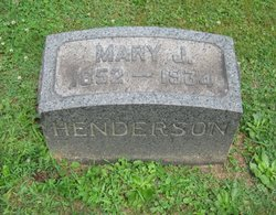 Mary Jane <I>Shippy</I> Henderson