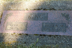 """Hosea Milton """"Hose"""" King"""