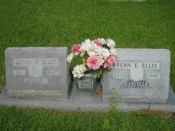 Lloyd Webster Ellis