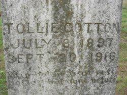 Tollie Cotton