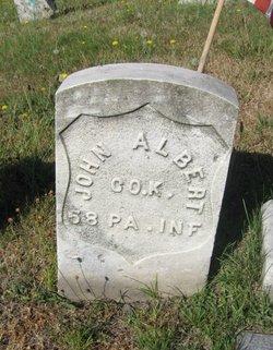 John Albert