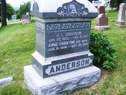 Anne Kirstine <I>Berthelson</I> Anderson