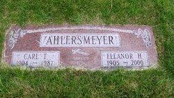 Carl T Ahlersmeyer
