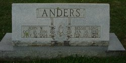 Bessie <I>Long</I> Anders