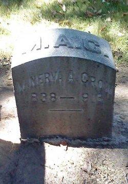 Minerva Ann <I>Strange</I> Crow
