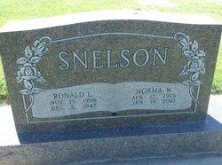 Ronald Snelson