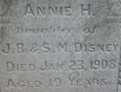 Annie H Disney
