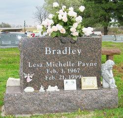 Lesa Michelle <I>Payne</I> Bradley