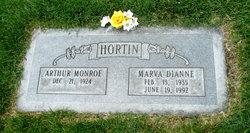 Marva Dianne <I>Muir</I> Hortin
