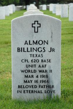 Almon Billings, Jr