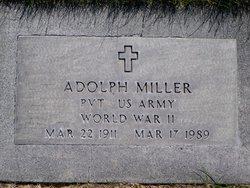 Adolph Miller