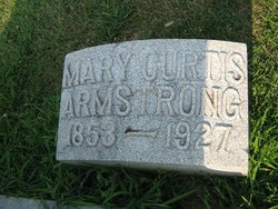 Mary <I>Curtis</I> Armstrong