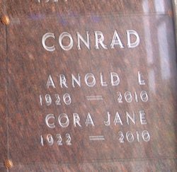 Arnold L Conrad