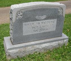 Rollie Jay Mallicoat