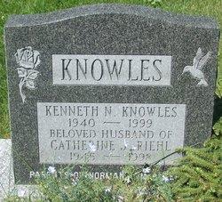 Catherine J <I>Riehl</I> Knowles