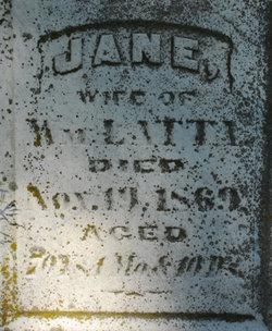 Jane <I>McConaley</I> Latta