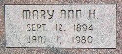 Mary Ann <I>Hess</I> Dumke