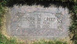 Oscar William Green