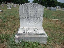 """Ruth Ann """"Ruthy"""" Bailey"""