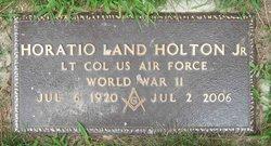 """Horatio Land """"Sonny"""" Holton, Jr"""