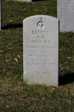 Ernest J Brooks
