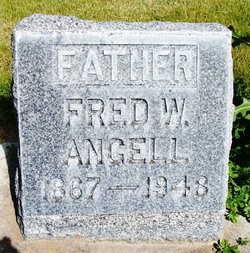 Fred W Angell
