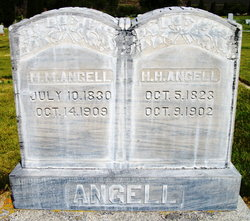 Henry Hill Angell