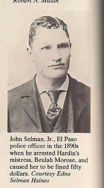 John Marion Selman, Jr