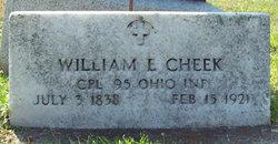 Williams Elza Cheek