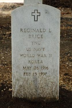 Reginald L Brice