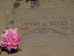 Annah Gertrude Meyer