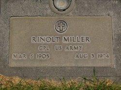 Rinolt Miller