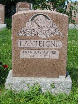 Francois Xavier Lanteigne