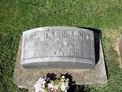 Lura Victoria <I>Bradshaw</I> McCracken