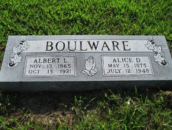 Albert Lavater Boulware
