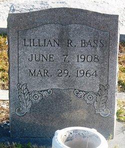 Lillian <I>Ray</I> Bass