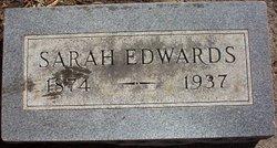 Sarah Agnes <I>Bonner  Sellwood</I> Edwards