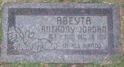 Anthony Jordan Abeyta