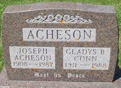 Gladys B <I>Conn</I> Acheson