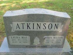 Laura Mae <I>Elkins</I> Atkinson