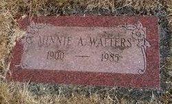 Minnie Augusta <I>White</I> Crone Walters