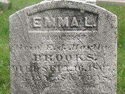Emma L Brooks