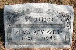 Mrs Alma <I>Key</I> Avera