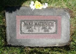 Mike Matievich