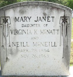 Mary Janet McNeill
