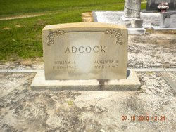 Augusta Winona <I>Williams</I> Adcock