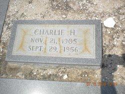 """Charles Hillsman """"Charlie"""" Adcock"""