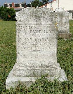 Daniel Webster Everhart