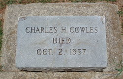 Charles Holden Cowles