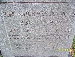 Burlington Wesley Rimes
